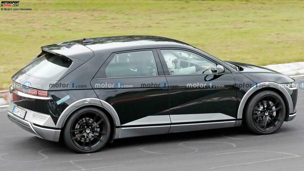 Hyundai Ioniq 5 N Spionagefotos