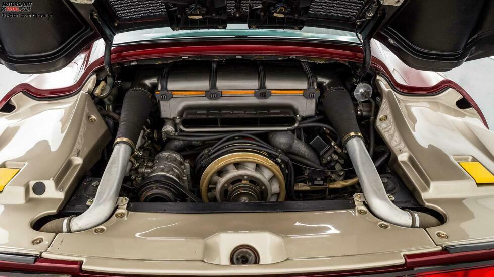 Porsche 959 Prototyp zu verkaufen (Motor)