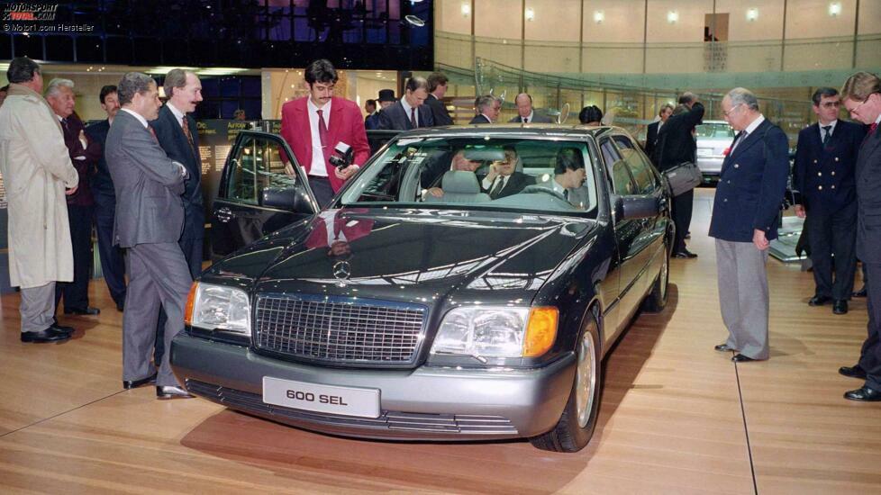 Mercedes S-Klasse W 140 (1991-1998)