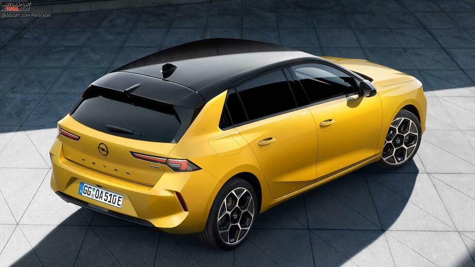 Opel Astra (2021)