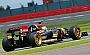 Testfahrten in Silverstone