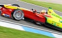 Formel-E-Generalprobe in Donington