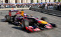 Red-Bull-Showrun in Wien