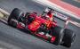 Ferrari-Reifentest in Barcelona