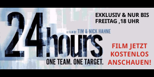 24hours - ONE TEAM. ONE TARGET.