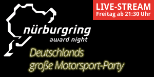 Nürburgring Award Night Live-Stream