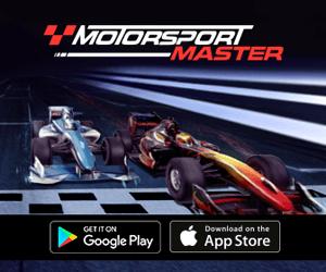 Holen Sie sich Motorsport Master für iOS oder Android!