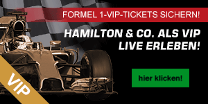 Tickets für den Formula One Paddock Club - hier ordern!