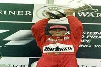 Michael Schumacher gewann 2000 das Rennen auf dem Nürburgring