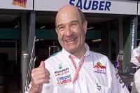 Teamchef Peter Sauber