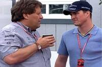 Haug und Ralf Schumacher