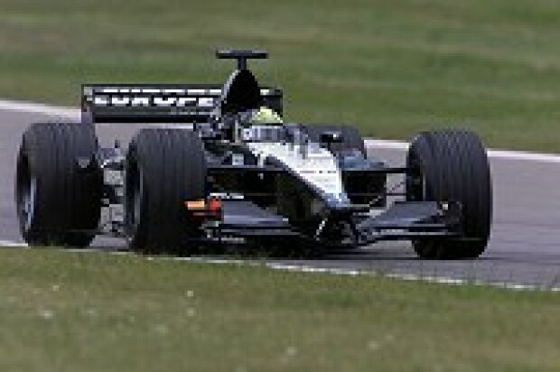 Tarso Marques im Minardi