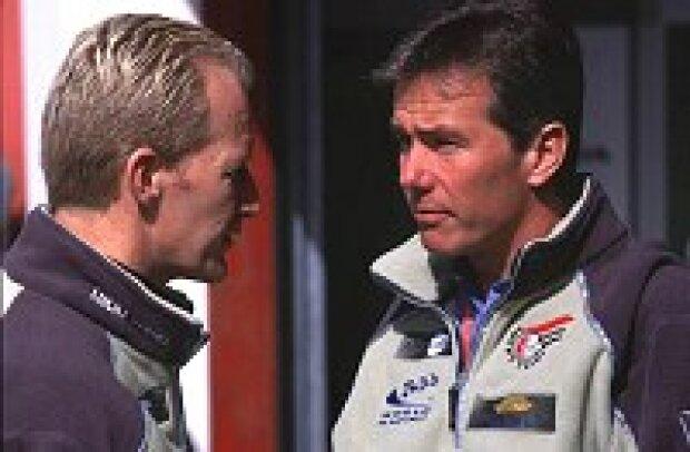 Malcolm Oastler im Gespräch mit Craig Pollock