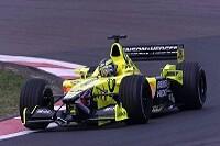 Heinz-Harald Frentzen im Jordan-Honda