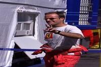 Rubens Barrichello gibt sich optimistisch