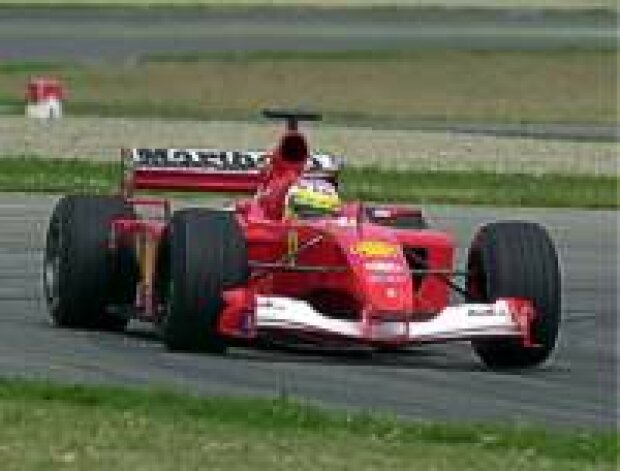 Luca Badoer (Ferrari)