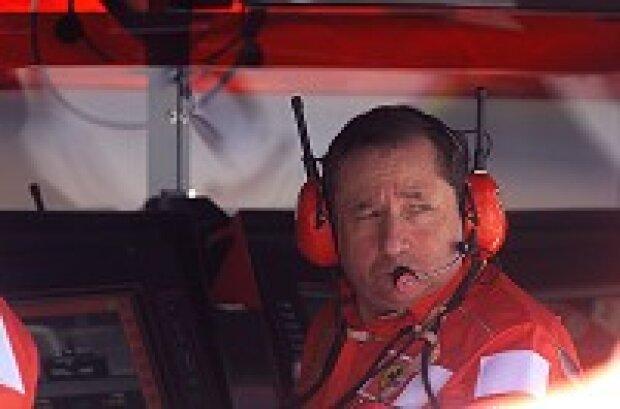Jean Todt (Ferrari-Sportdirektor)