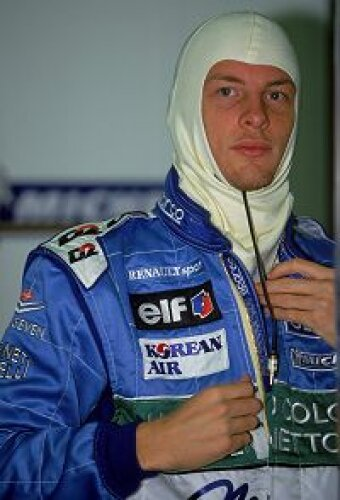 Jenson Button (Benetton-Renault)