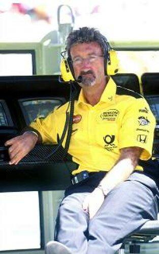 Eddie Jordan (Teamchef)