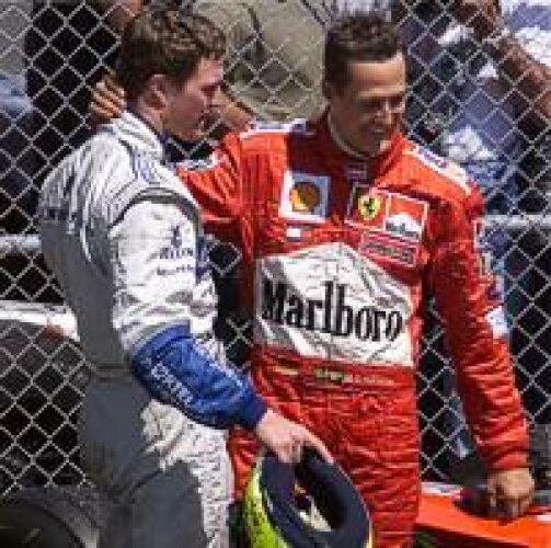 Ralf und Michael Schumacher