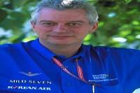 Benetton-Chefingenieur Pat Symonds