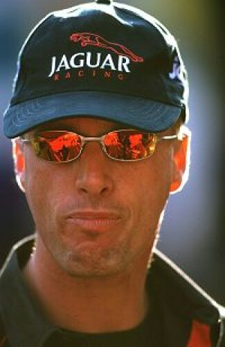 Eddie Irvine (Jaguar Racing)