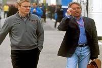 Häkkinen und Rosberg