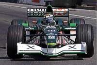 Eddie Irvine (Jaguar-Racing)