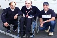 Berger, Williams und Schumacher