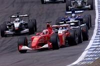 Rubens Barrichello (Scuderia Ferrari)