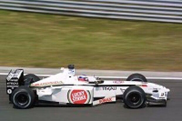 Olivier Panis (BAR-Honda)