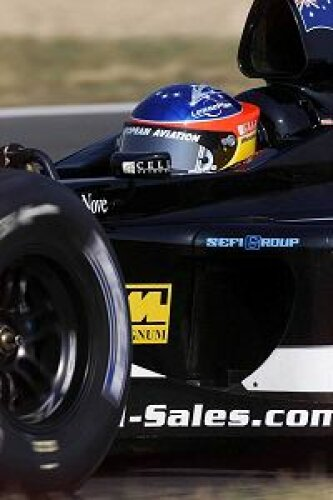Fernando Alonso (Minardi)