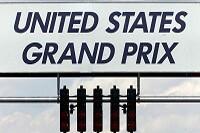 US-Grand-Prix auf dem Indianapolis Motor Speedway