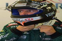 Eddie Irvine (Jaguar Racing)