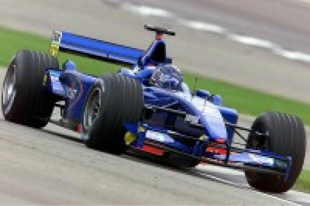 Heinz-Harald Frentzen (Prost Grand Prix)
