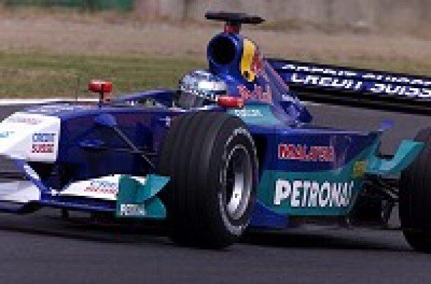 Nick Heidfeld im Sauber C20