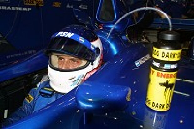 Gaston Mazzacane im Prost AP04