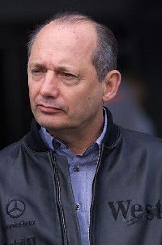 Ron Dennis (McLaren-Teamchef)