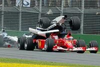Unfall Melbourne 2002