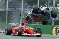Barrichello und Ralf Schumacher