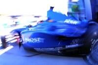 Der AP04 von Prost Grand Prix