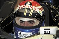 Marc Gene (Testfahrer BMW-Williams)