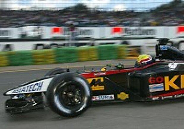 Mark Webber im PS02