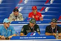 Pressekonferenz Spanien