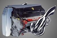 Ferrari-Motor Typ 051 Saison 2002