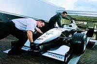 McLaren-Showcar