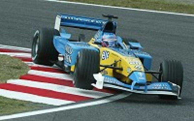 Jenson Button (Renault)