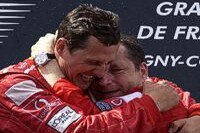 Schumacher und Todt