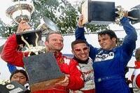 Barrichello, Kanaan und Massa