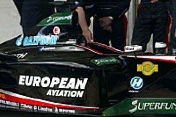 Minardi-Cosworth PS03